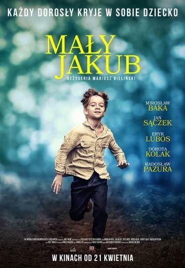 Mały Jakub (2016) - W kinach od 21 kwietnia, plakat - Film PL