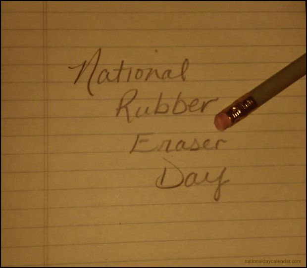 APRIL 15, 2014 - NATIONAL TAX DAY - NATIONAL TAKE A WILD GUESS DAY - NATIONAL LIBRARY WORKERS DAY - NATIONAL RUBBER ERASER DAY - NATIONAL GL...