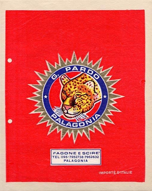 G. Pardo Fruit wrapper