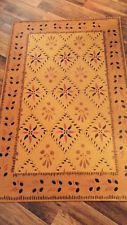 66 Best Primitive Colonial Floorcloths Images On Pinterest