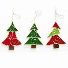 easy stained glass ornaments - Google Search