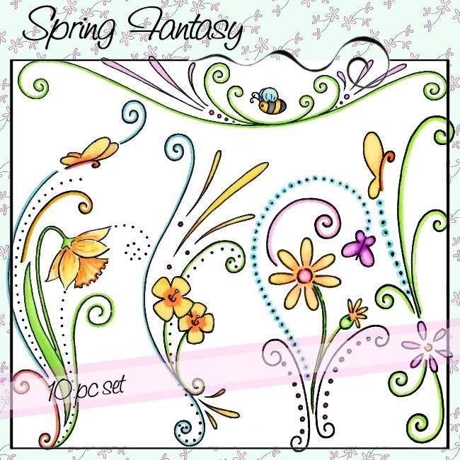 Spring Fantasy