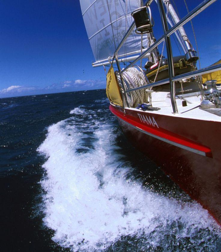 Expedition Yacht Tiama Around the Subantarctic Islands