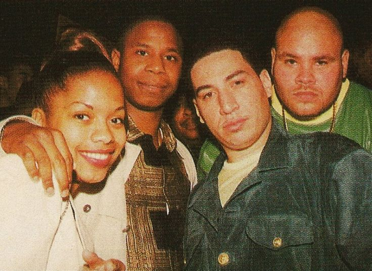 HIPHOPRAPR&B.  Miss Jones, Doug E. Fresh, Kid Capri & Fat Joe