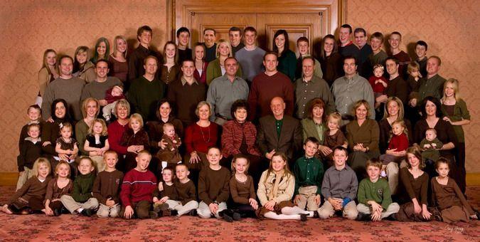 Семья Кови