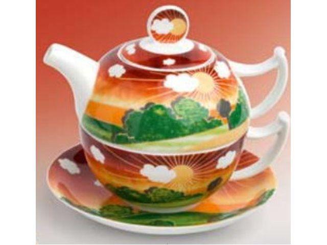 TeaLogic Sunshine tea for one