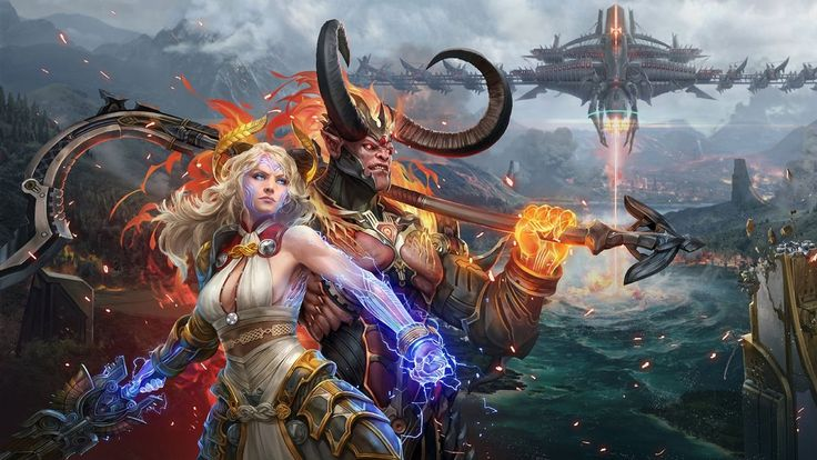 The free to play ps4 MMO Skyforge is set to be released on Playstation 4 this March. Find out all you need to know about the sci-fi and fantasy hybrid title