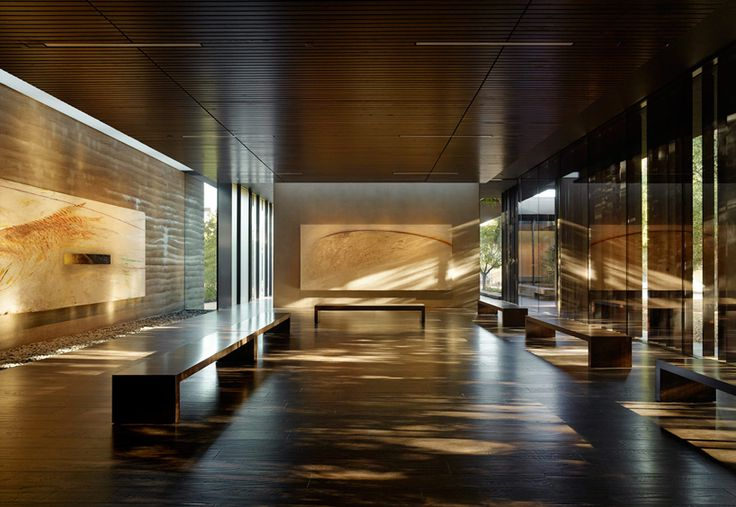 windhover contemplative center offers tranquility at stanford university