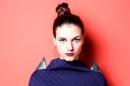 Sydney - 3d printed accessories by lampooni   Wear them like epaulettes or in 100 others ways!