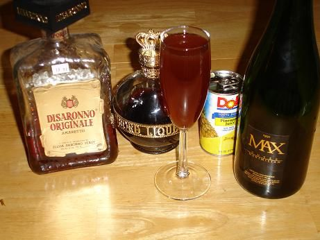 book club cookout drinks: lizzie champagne (pride and prejudice)