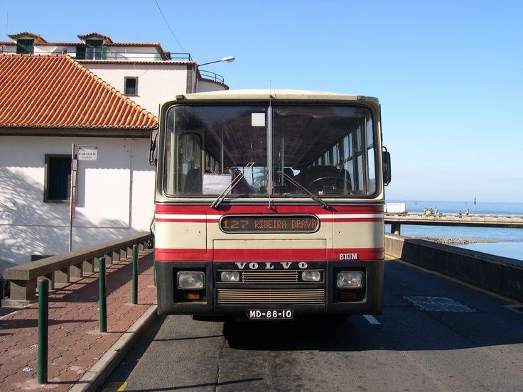 Ribeira Brava. Madeira