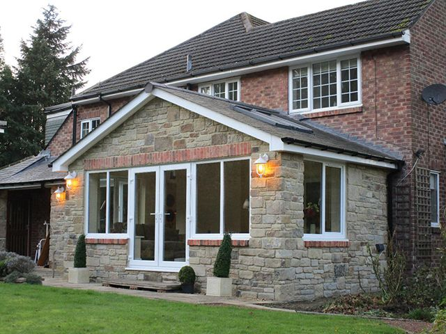 Delightful CJK Builders Offer A Full Range Of Sunrooms At A Fixed Price Which Include  A Bespoke