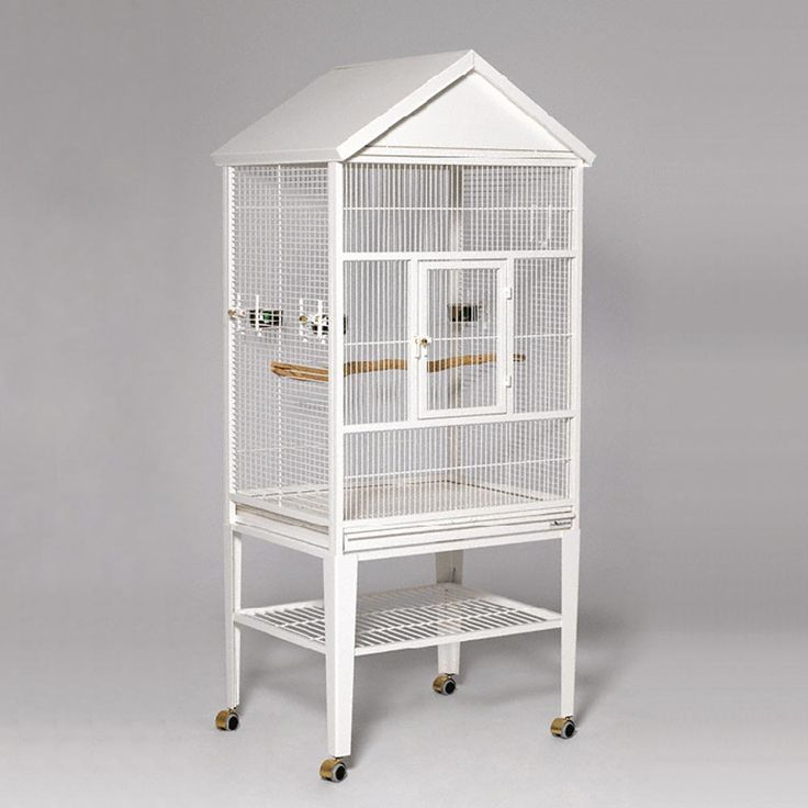 177 best Bird Cages images on Pinterest | Bird cages, Birdhouse ...