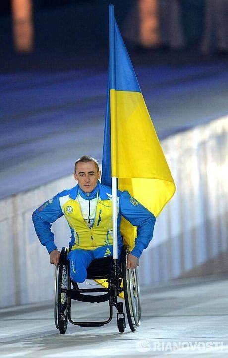 Ukraine para-olympics