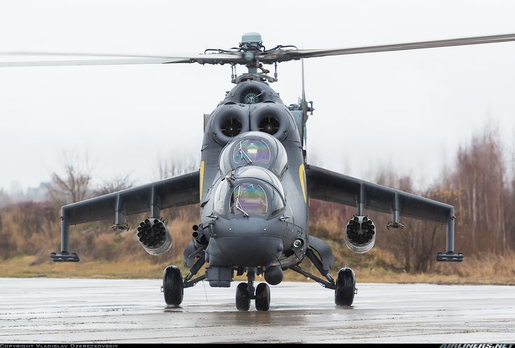 Mil Mi-24P - Russia - Air Force | Aviation Photo #2349526 | Airliners.net