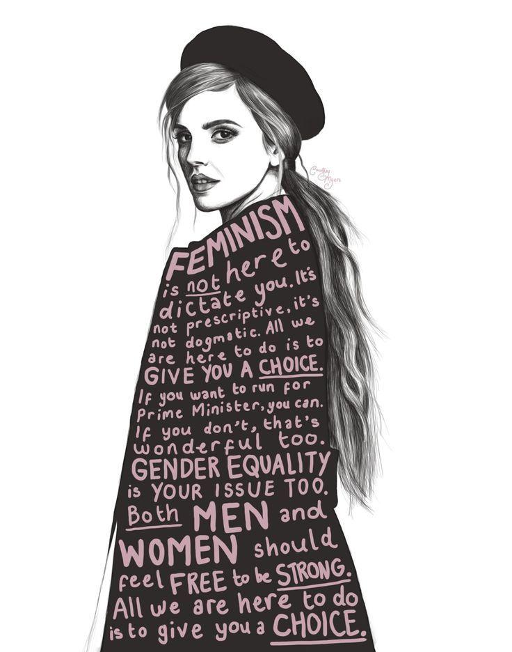 Emma Watson, UN's goodwill for women ambassador