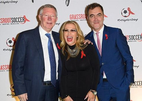 NEWS: On December 1st, 2016, Anastacia attended and performed at the Grassroot Soccer World AIDS day gala that took place at One Marylebone in London, UK. More at www.anastaciafanclub.com.pt