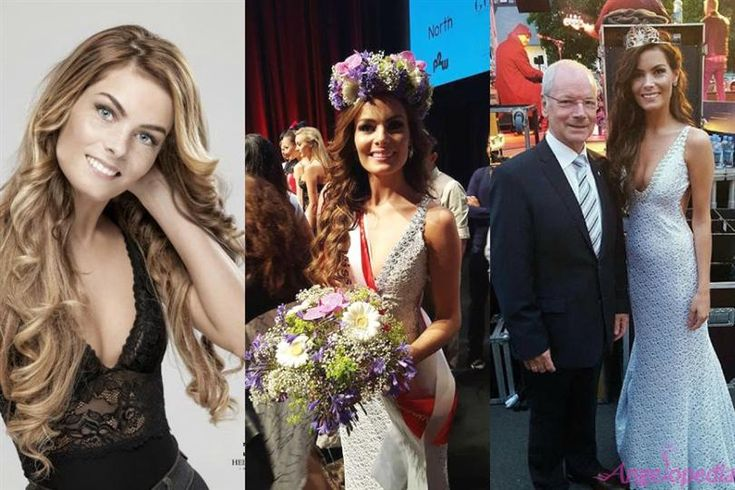 Turið Elinborgardóttir crowned Miss Earth Denmark 2015