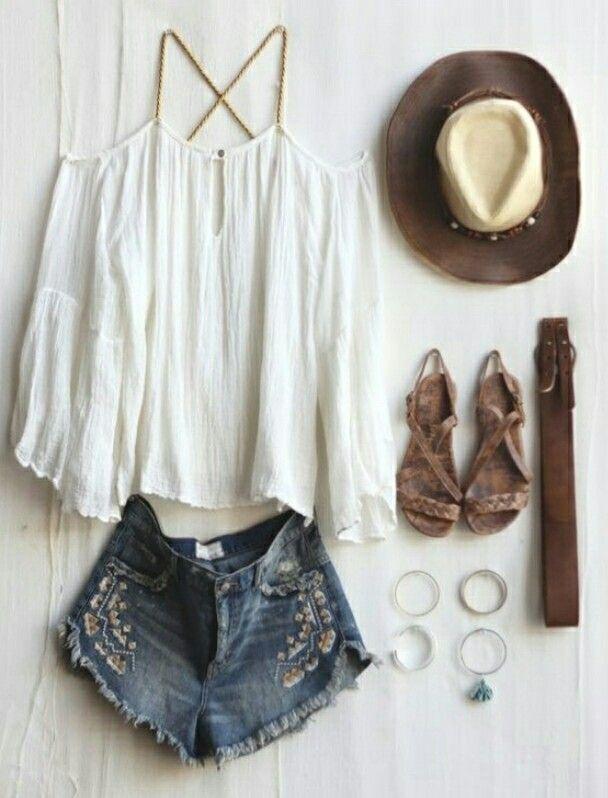 Ibizan total style ♥