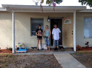 14-Year-Old Girl Buys a Foreclosed House For $12,000