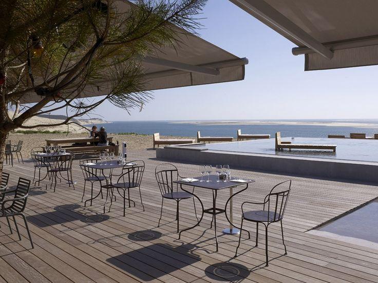 Les 17 meilleures images concernant c t ouest sur pinterest terrasse restaurant et philippe - Bassin starck ...