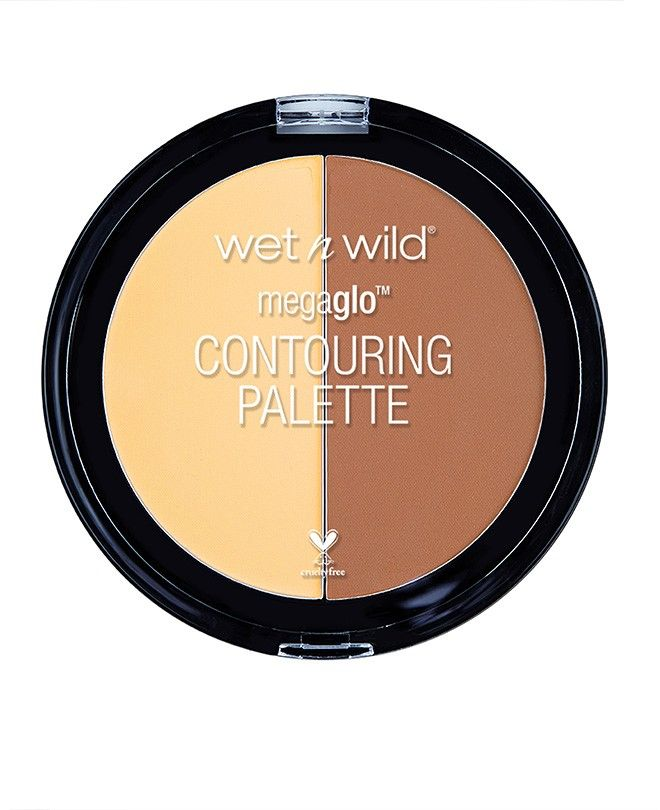 MegaGlo™ Contouring Palette Caramel Toffee