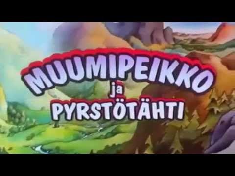 Muumilaakson tarinoita - Muumipeikko ja pyrstötähti (1:08:16).