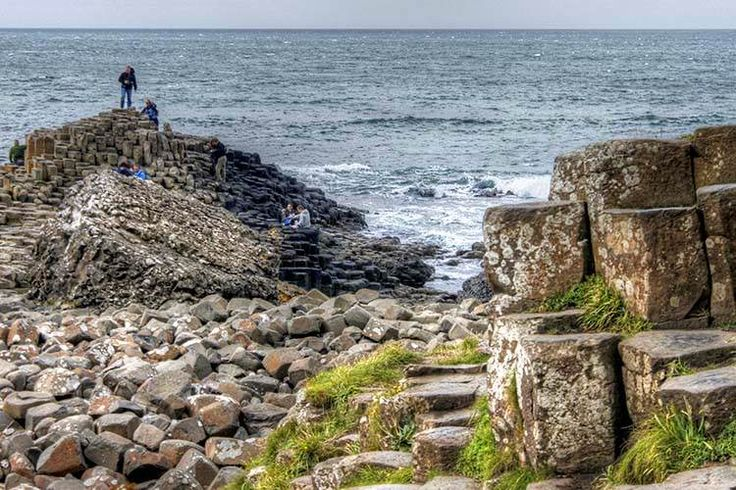 Giant's Causeway, Northern Ireland. Image by psyberartist / CC BY 2.0