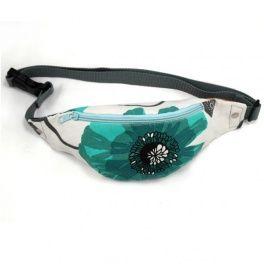Nerka, torebka na biodro lub pas / Handmade hip bag