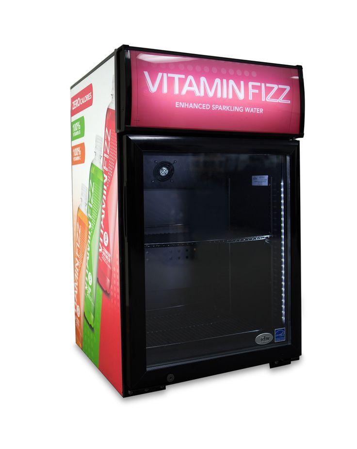 VitaminFIZZ refrigerators!