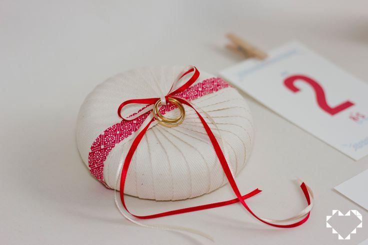 Ring Pillow Wedding collection 2014 Design Amor à Portuguesa