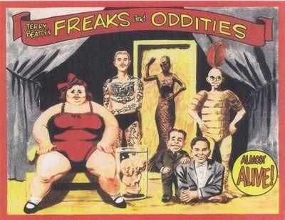 Freaks and Oddities