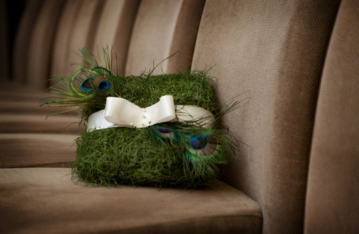 Glorious Peacock Wedding Inspiration | OneWed