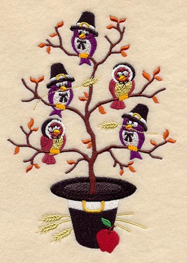 Thanksgiving Tweet. This is so flipping cute. I want to get a 5x7 Brother embroidery machine so bad!!!