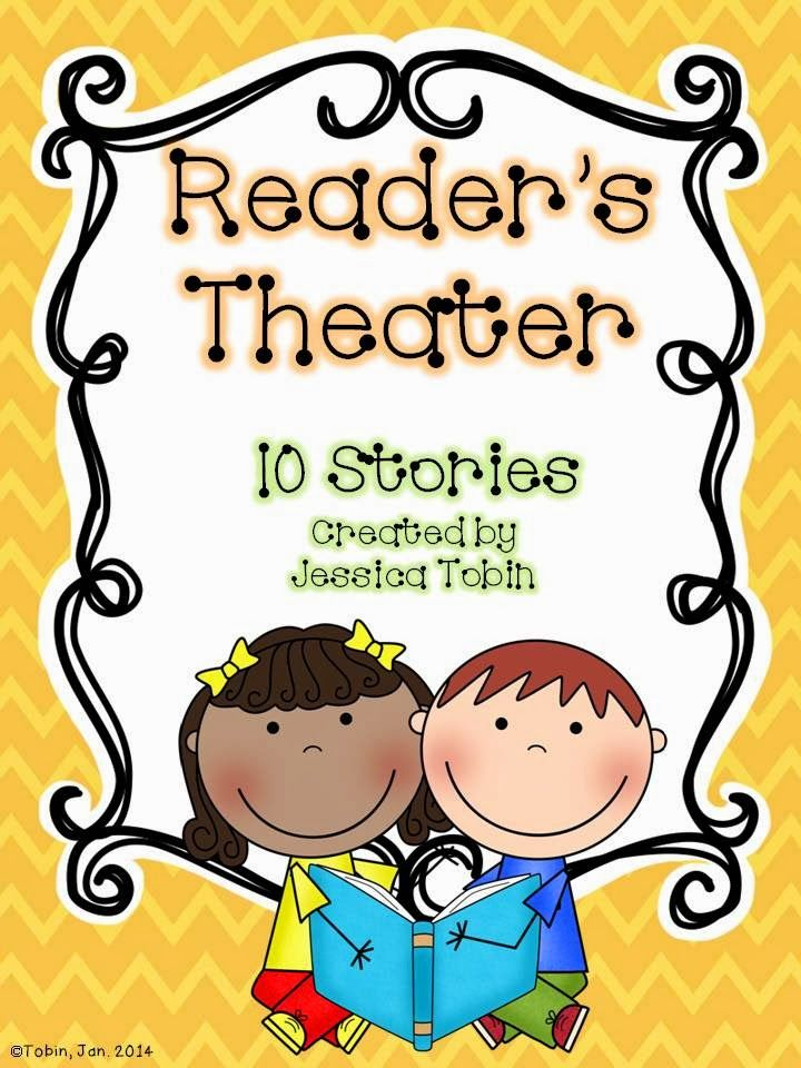 Second Grade Nest: Reader's Theater