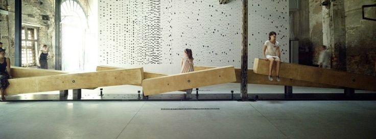 Venice Biennale 2012: Shifting Ground / Ireland Pavilion