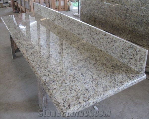 1000 Ideas About Light Granite On Pinterest Stainless
