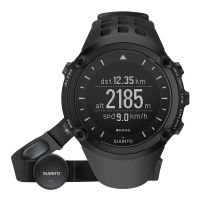 Suunto Ambit Black (HR)  Integrated GPS with heart rate monitoring for the Outdoor Explorer
