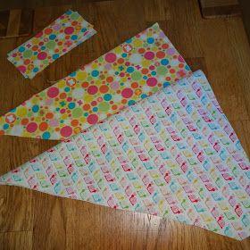 Neues aus dem Pappelheim: Kopftücher schnell genäht