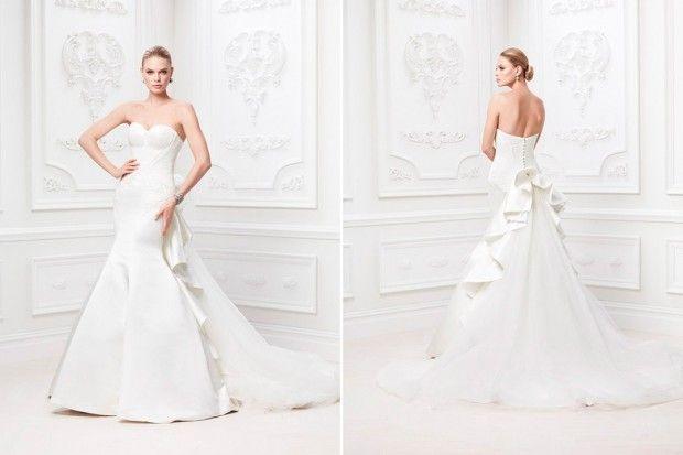 me quiero casar perra!!!  vestido Robes de mariée abordables signées Zac Posen