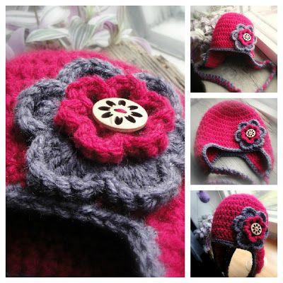 u Crochetky: Čepičkování