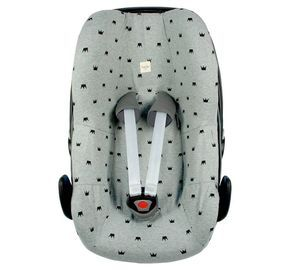 Fun*das Cover for Maxi Cosi Pebble  Black Crown