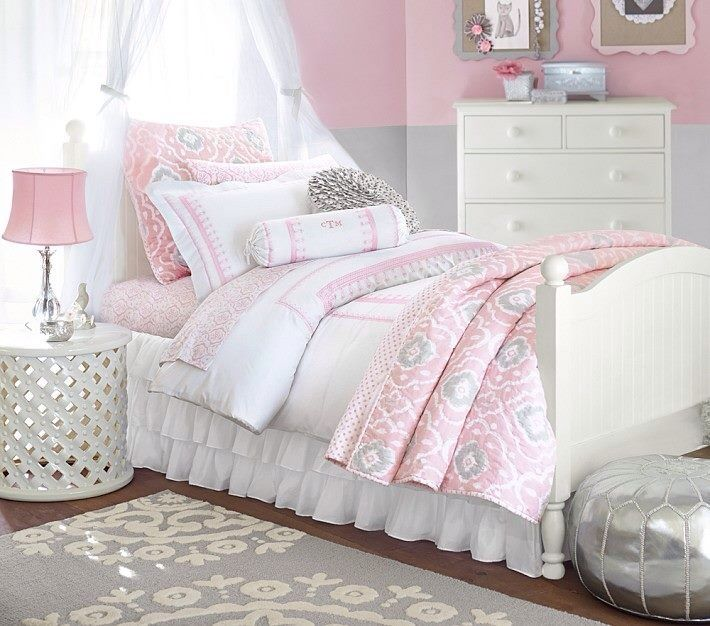 Bedroom Colors For Girls Room Bedroom Wall Paint Color Ideas Shabby Chic Bedroom Sets Baby Bedroom Design Ideas: 28 Best GIrls Room Images On Pinterest