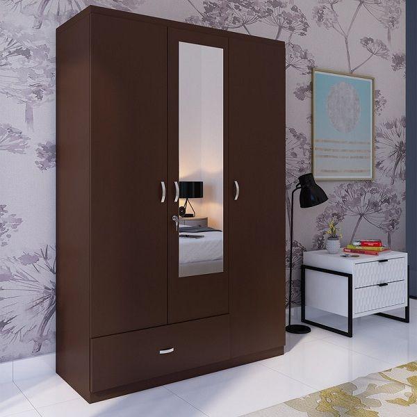 Modern Wardrobe Puerto 3 Slide Door D 240cm X 216cm X 65cm With Images Wardrobe Door Designs Wardrobe Interior Design Wardrobe Design Bedroom