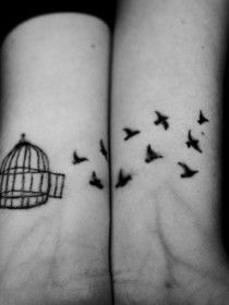 tattoo-de-gaiola-no-pulso