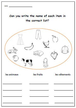 97 best french printable worksheets images on pinterest food and beverage activities and. Black Bedroom Furniture Sets. Home Design Ideas