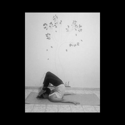 #asana #viparitashalabhasana #yoga #yogi #yogapose  #yogavenezuela