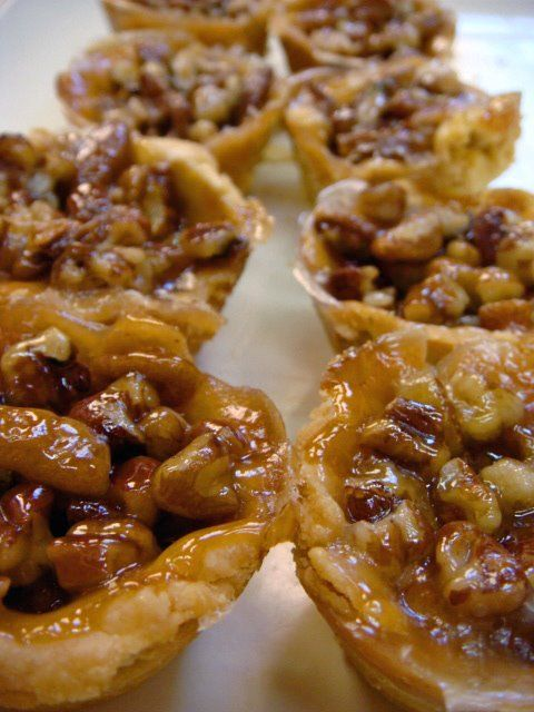 Fall always reminds me of pies, especially pecan! I was perusing recipes online the other day and found this great recipe on Avesta's food blog, Check It Out. Pecan pies are great but mini pe…
