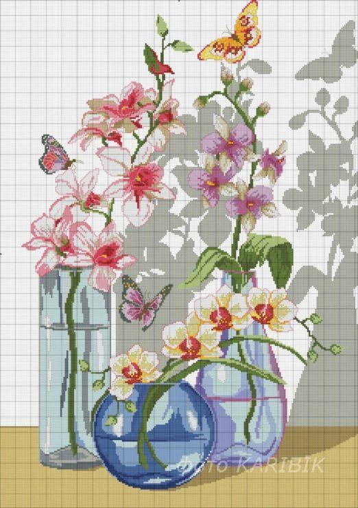 Gallery.ru / Фото #6 - MDF - Orhidee - karibik