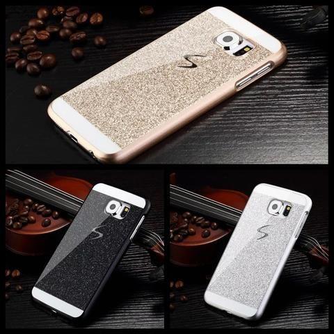 Luxury Bling Glitter Case For Samsung Galaxy S7 S6 Edge S3 S4 Mini S5 Neo A5 A3 J5 J7 J3 2016 Core Prime  Grand Prime G530 Case